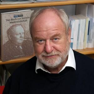 Portrait Journalist, Filmproduzent und Buchautor Günter Ederer